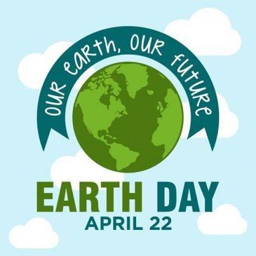 Earth Day – 22 Apr 21